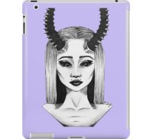 Why You So Bitter, Darling? iPad Case/Skin