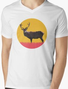 My Deer Mens V-Neck T-Shirt
