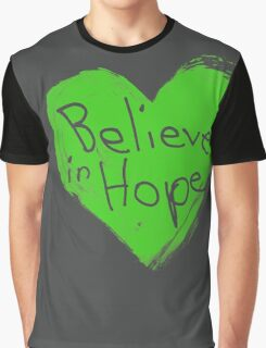 Believe In Hope Graphic T-Shirt