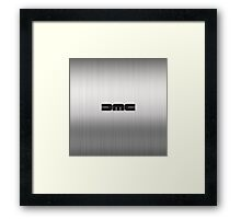 DMC Framed Print
