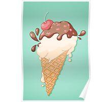 Icecream Yum! Poster