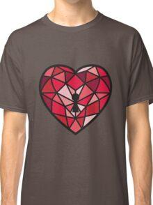 Jewel Heart Classic T-Shirt