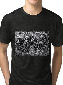 im here to help Tri-blend T-Shirt