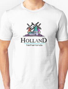Holland, The Netherlands Unisex T-Shirt