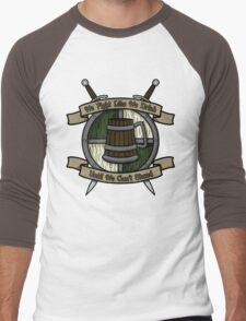 Official Caravan Enthusiast Men's Baseball ¾ T-Shirt