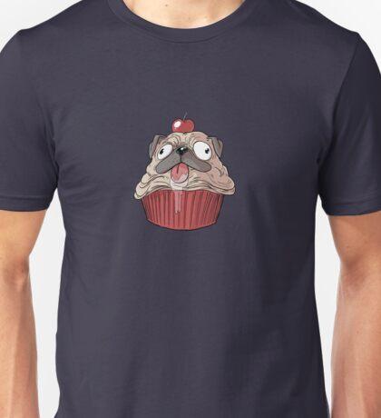 Pugcake Unisex T-Shirt