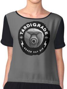 Tardigrade - Never Say Die Chiffon Top
