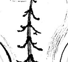 Tree Bulb Sticker