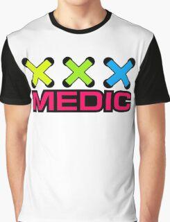 Zip Tie Medic Graphic T-Shirt