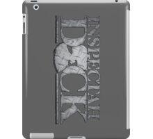 Inspectah Deck Wu Tang iPad Case/Skin