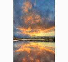 Lake Crosbie, Murray-Sunset NP Unisex T-Shirt