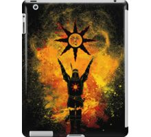 Praise the Sun Art iPad Case/Skin