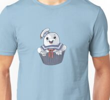 Stay Puft Cupcake Unisex T-Shirt