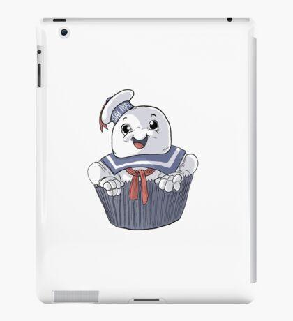 Stay Puft Cupcake iPad Case/Skin