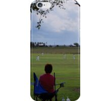 Saturday afternoon ..  time to relax and enjoy iPhone Case/Skin