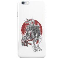 Wedingo Curse iPhone Case/Skin