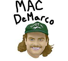 Mac DeMarco - Good Molestor Photographic Print