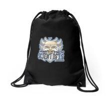 Mad scientist  Drawstring Bag