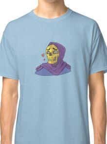 Skeletor in Love Classic T-Shirt