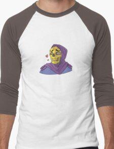 Skeletor in Love Men's Baseball ¾ T-Shirt