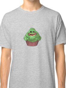 Slimer Cupcake Classic T-Shirt
