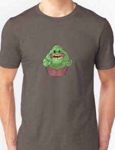 Slimer Cupcake Unisex T-Shirt