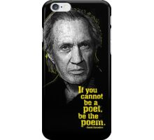 Davie Carradine iPhone Case/Skin