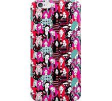 Fashion Friends iPhone Case/Skin