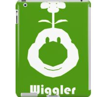 Green Wiggler iPad Case/Skin