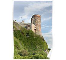 Bamburgh Castle Northumberland England Poster