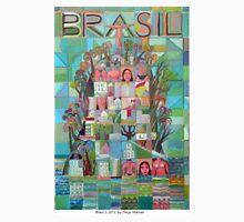 Brasil 2, 2012  by Diego Manuel Unisex T-Shirt