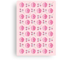Sakura Cherry Blossoms Canvas Print