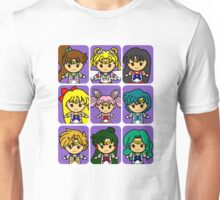 Sailor Scouts Unisex T-Shirt