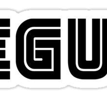 Seguin Genesis 2 Sticker