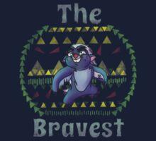 The bravest Kids Tee