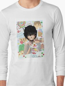Parfait Sweets and Desserts Anime Long Sleeve T-Shirt
