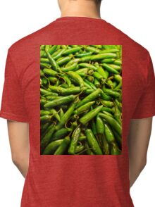 Serrano Peppers Tri-blend T-Shirt