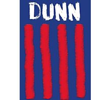 Crystal Dunn painted design Photographic Print