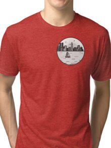 Old York City Tri-blend T-Shirt