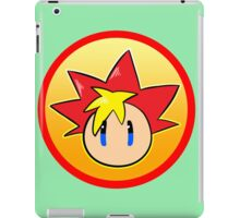 Spike Head iPad Case/Skin