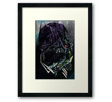 Darth Decepticon  Framed Print
