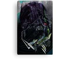 Darth Decepticon  Canvas Print