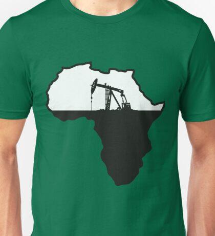 Africa Oil Unisex T-Shirt