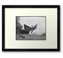 The Original Batman Framed Print