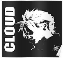 Cloud Strife - Final Fantasy VII Poster