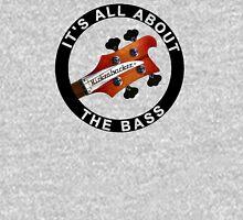 Rickenbacker bass guitar it' all about the bass Unisex T-Shirt