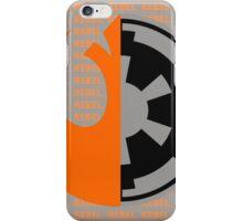 """""""I rebel"""" iPhone Case/Skin"""