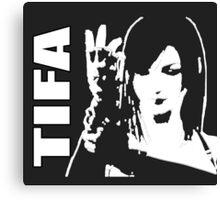 Tifa Lockhart - Final Fantasy VII Canvas Print