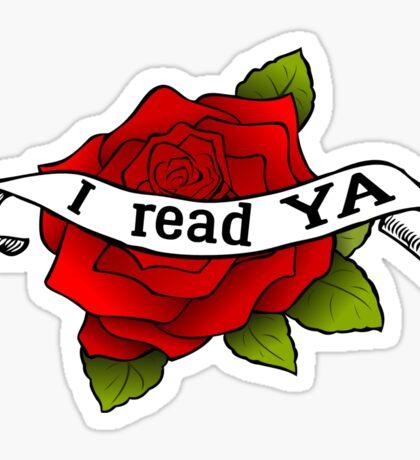 I Read YA Sticker