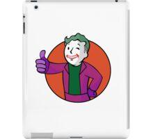 Joke Boy iPad Case/Skin